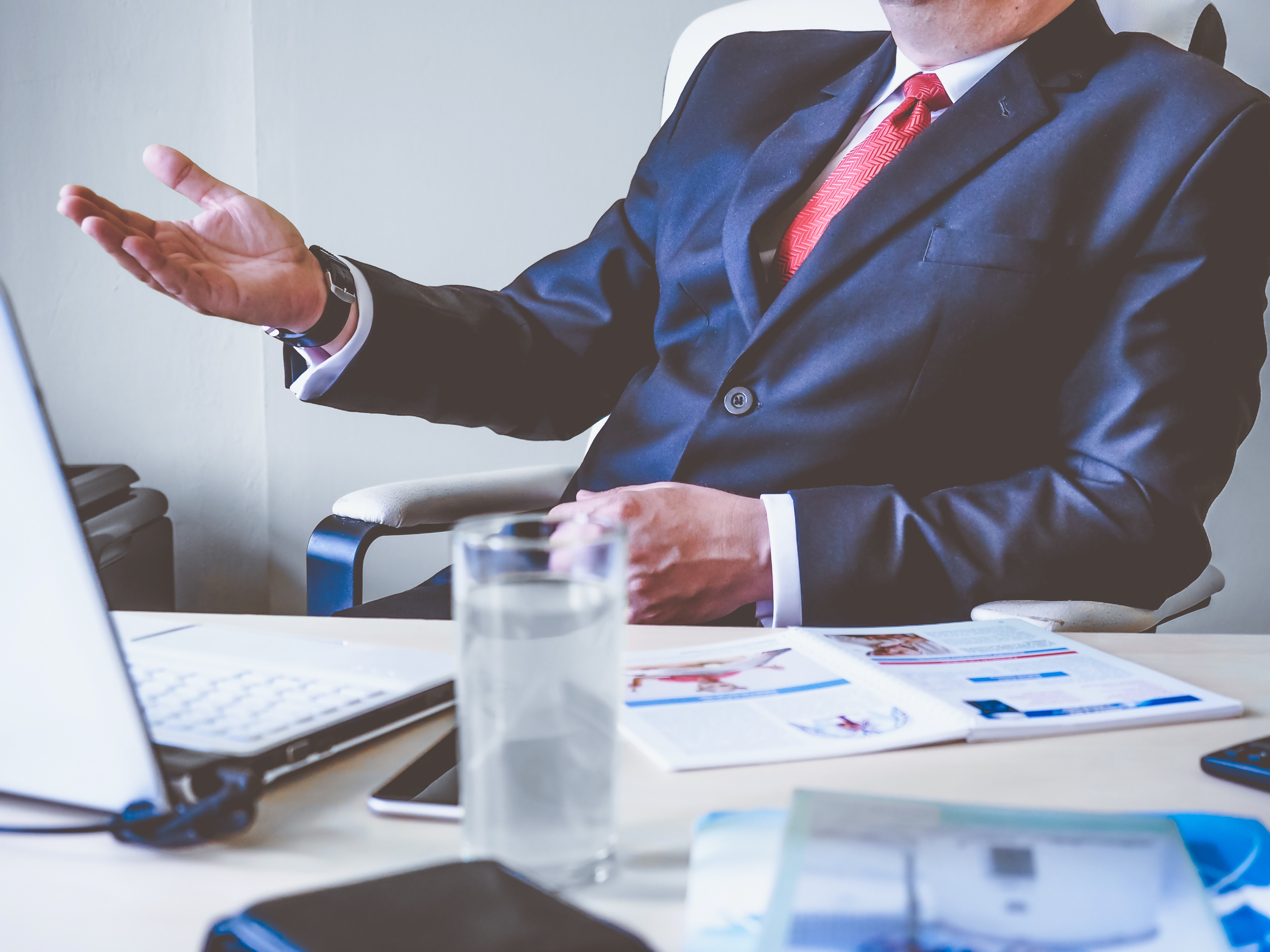 Bewerbungsprozess Karriereportal